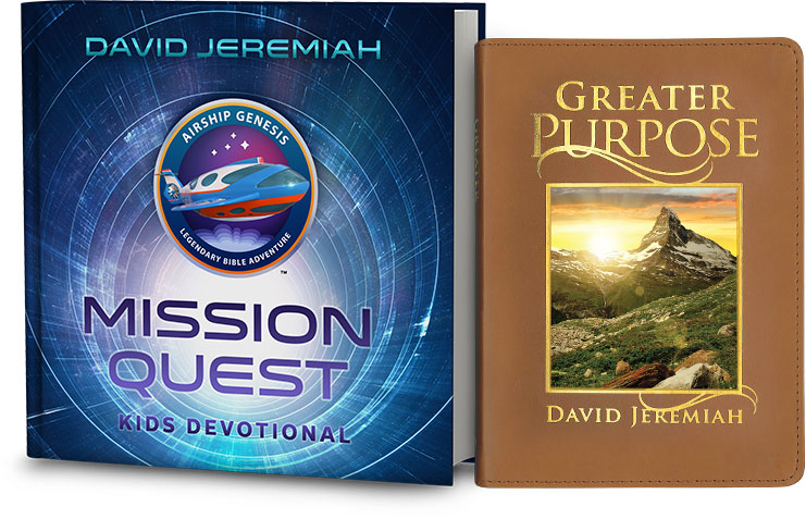 Devotionals by Dr. David Jeremiah
