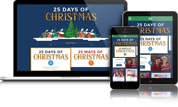 25 Days & Ways of Christmas