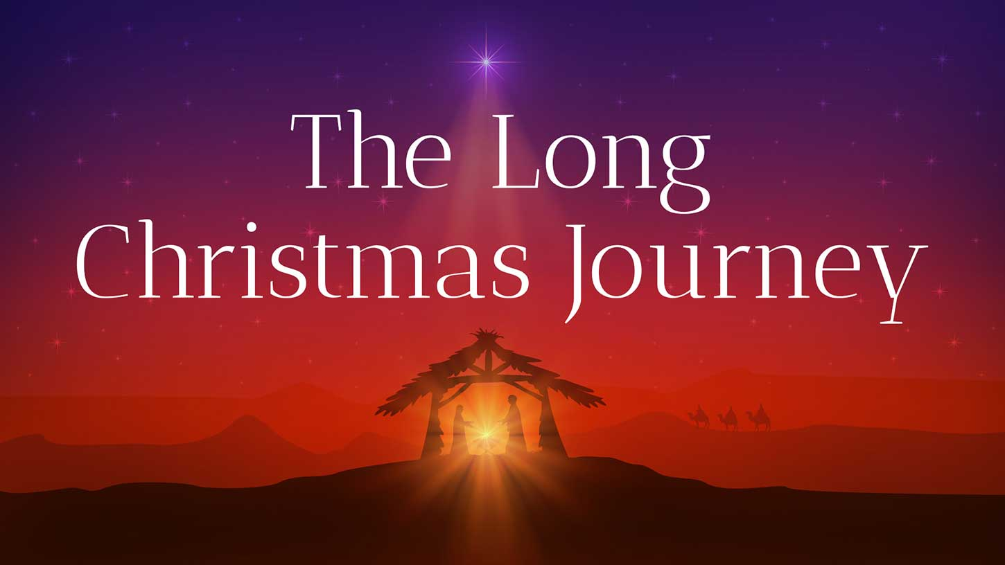 Journey to Bethelehem with Mary and Joseph