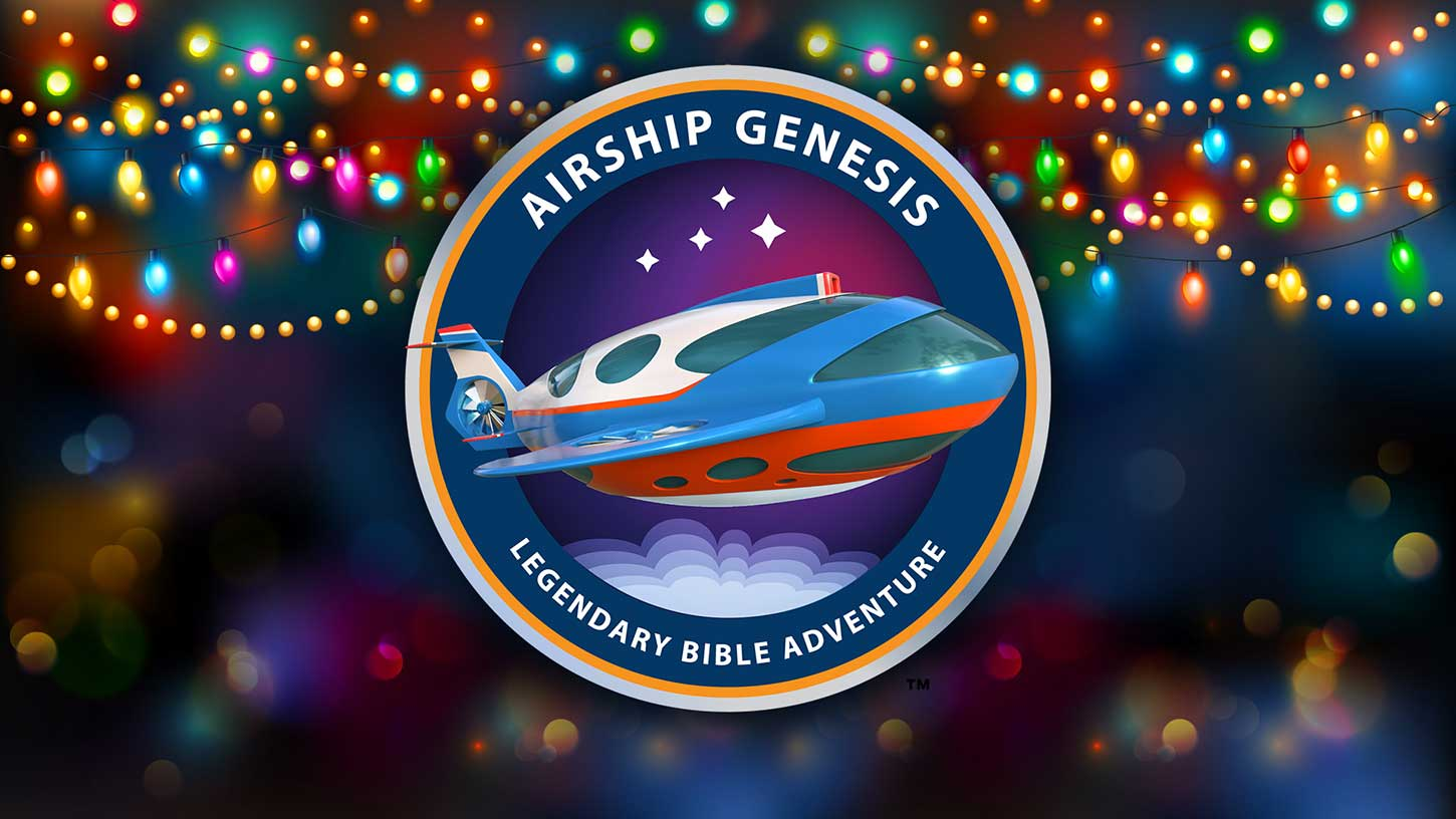 A new Airship Genesis Christmas story!