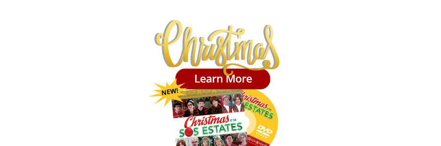 New on DVD! Christmas at the SOS Estates