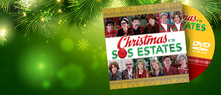Premiere offer - SOS Estates Christmas DVD