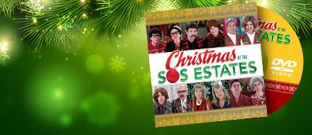 All New Christmas Comedy Collection - Christmas at the SOS Estates DVD