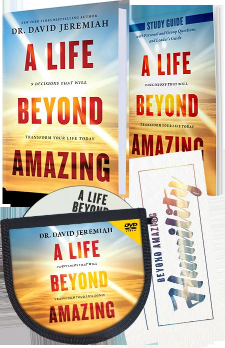 A Life Beyond Amazing  Resource Set