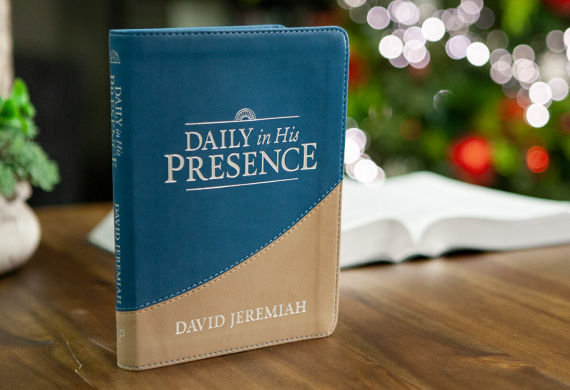 Daily in His Presence Devotional