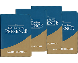 Request Daily in His Presence 4-Pack With A Gift of $120 or More