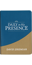 Request Daily in His Presence Devotional With A Generous Gift