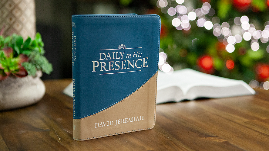 Daily in His Presence - 366 Day Devotional
