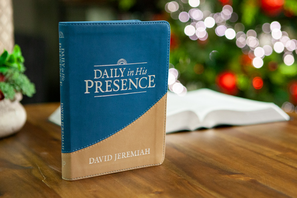 Daily in His Presence 2020 Turning Point Devotional
