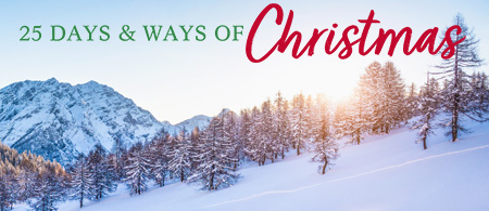 Beautiful music, classic videos, and more - 25 Ways and Days of Christmas