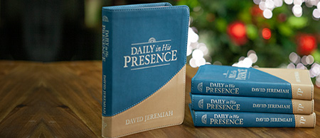 The 2020 Turning Point devotional - Daily in His Presence