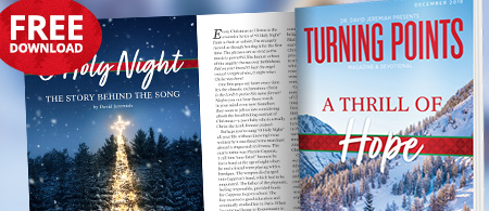 Download the December magazine for free - A Thrill of Hope
