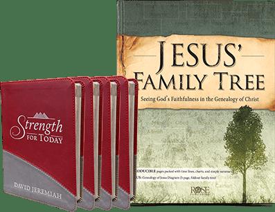 Finding Strength in God's Faithfulness - Jesus' Family Tree