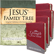 Strength for Today 4-Pack and Jesus' Family Tree, $221