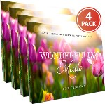 Wonderfully Made 2019 Calendar 4 pack Image