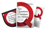 Ten Questions Christians Are Asking  Image