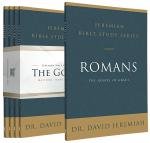 Jeremiah Bible Study Series: Gospels + Romans