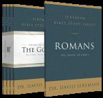 Jeremiah Bible Study Series: Gospels + Romans