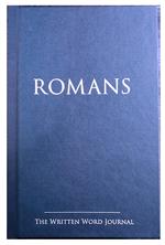 Romans: The Written Word Journal Image