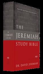 Jeremiah Study Bible NKJV - Hardback