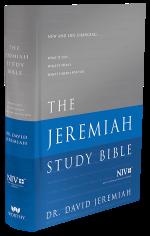 NIV Hardback Jeremiah Study Bible
