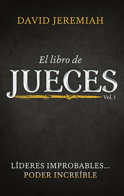 El libro de Jueces Vol. 1 Guía de Estudio Image