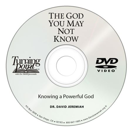 Knowing a Powerful God Image