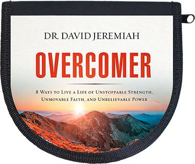 Overcomer CD album  Image