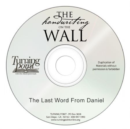 The Last Word From Daniel Image