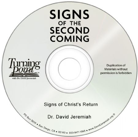 Signs of Christ's Return  Image
