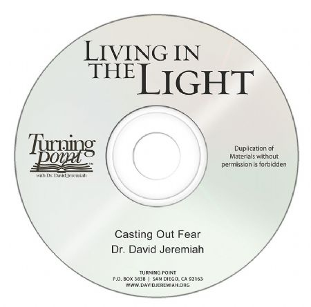 Casting Out Fear  Image