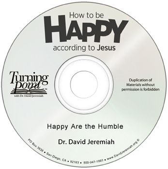 Happy Are the Humble  Image