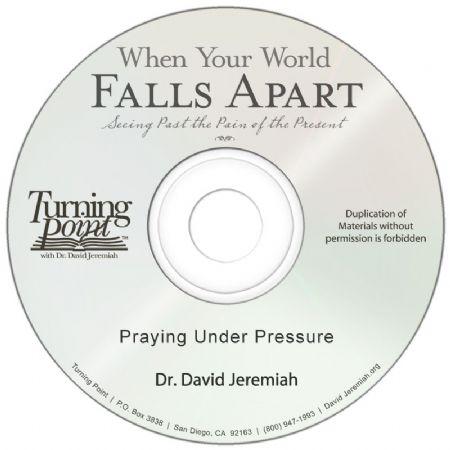 Praying Under Pressure Image