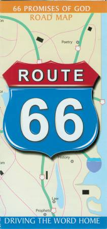 Route 66 Map 4: 66 Promises of God Image