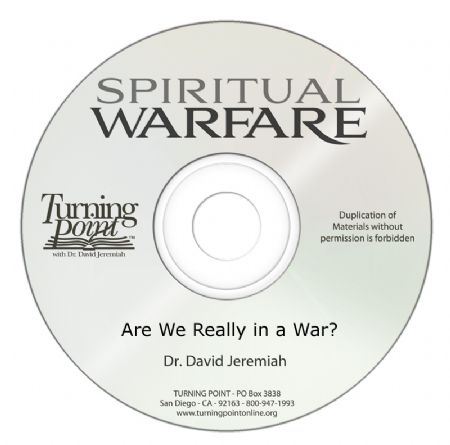 Are We Really in a War? Image