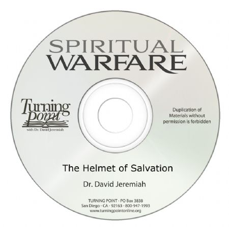 The Helmet of Salvation Image