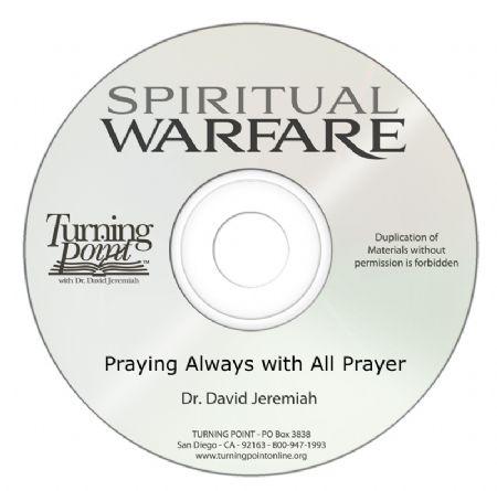 Praying Always with All Prayer Image