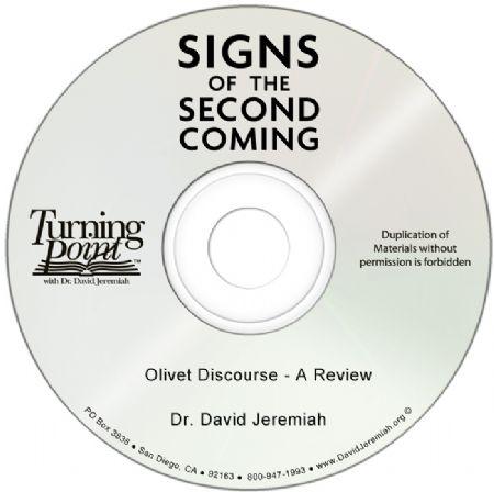 Olivet Discourse—A Review Image