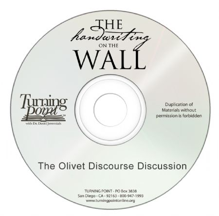 The Olivet Discourse Discussion Image