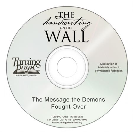 The Message the Demons Fought Over Image