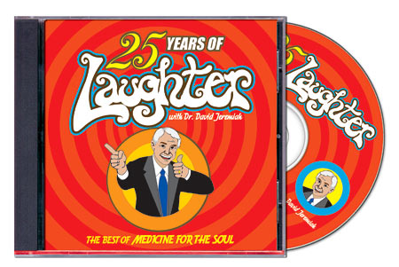25 Years of Laughter CD Image
