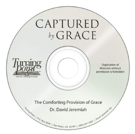 The Comforting Provision of Grace Image