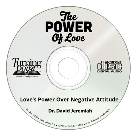 Love's Power Over Negative Attitude Image