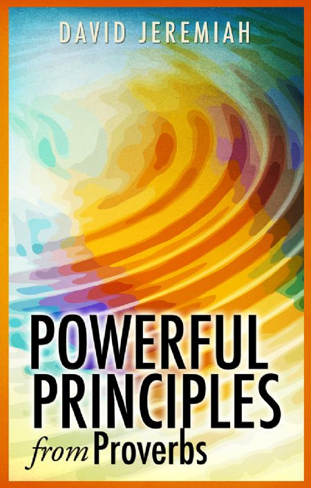 Powerful Principles of Proverbs Study Guide Image