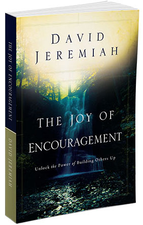 The Joy of Encouragement Book Image