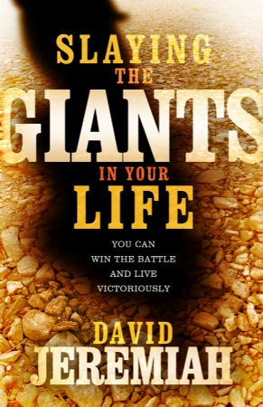 Slaying the Giants in Your Life book Image
