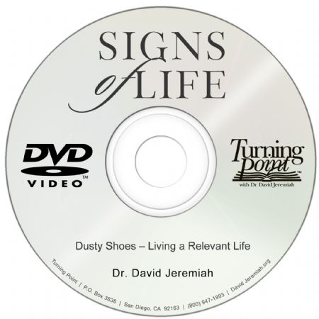 Dusty Shoes – Living a Relevant Life Image