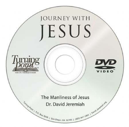 The Manliness of Jesus Image