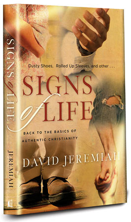 Signs of Life Hardback Book Image