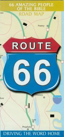 Route 66 Map 6:Amazing People/bundle 25 Image